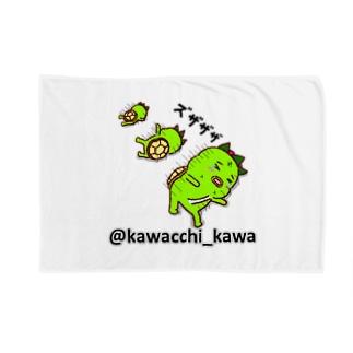 かわっち2017-14 Blankets