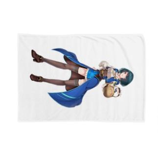 ミオ=ブライトマン(制服) Blankets
