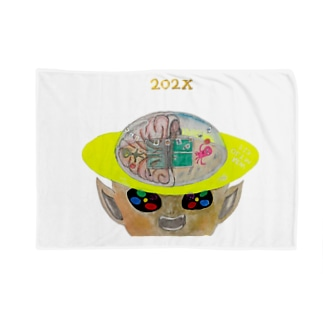 YAOAY(a.k.a.笹口騒音)の【明るめ】【ちょい上め】NEW OLYMPIX『202X』 Blanket