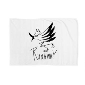 runaway ブランケット