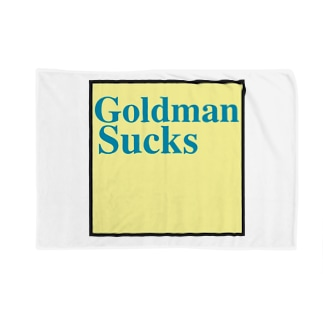 GoldmanSucks Blankets