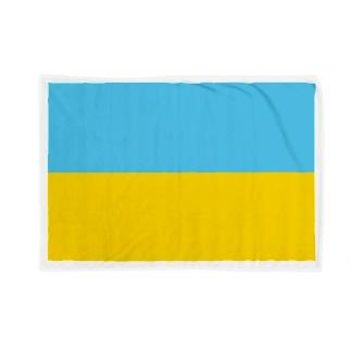 ウクライナ 国旗 Blankets