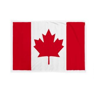 カナダ 国旗 Blankets