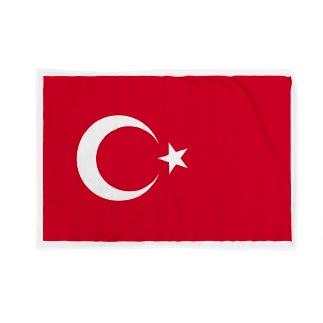 トルコ 国旗 Blankets