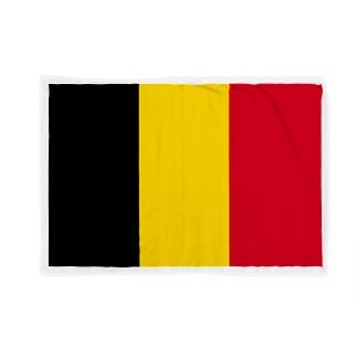 ベルギー 国旗 Blankets