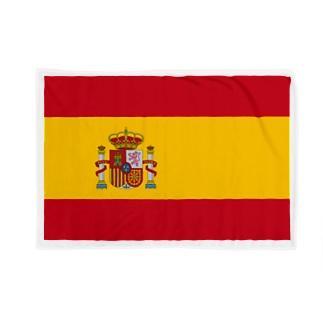 スペイン 国旗 Blankets