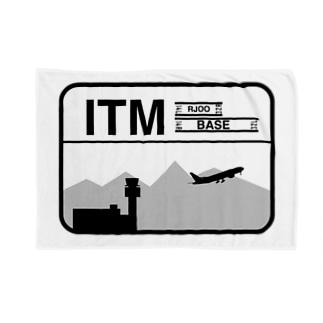 伊丹空港(ITM) Blankets