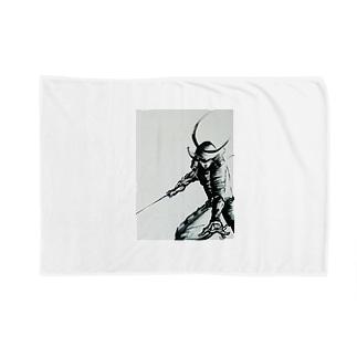 甲冑 Blankets
