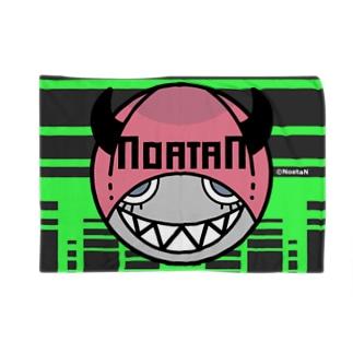 『NoataN:Blanket:01:Green』 Blankets