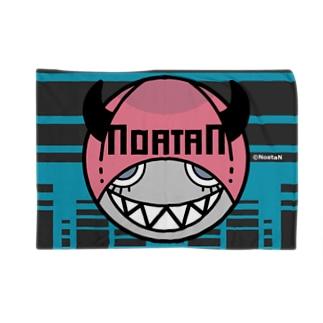 『NoataN:Blanket:01:Blue』 Blankets