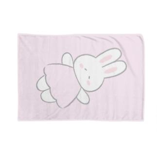 ブランケット ピンク Blankets