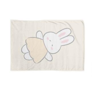 ブランケット ベージュ Blankets