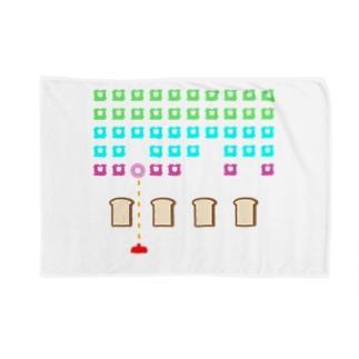 パンベーダーゲーム Blanket