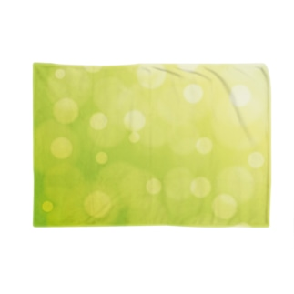 bokeh-green Blankets