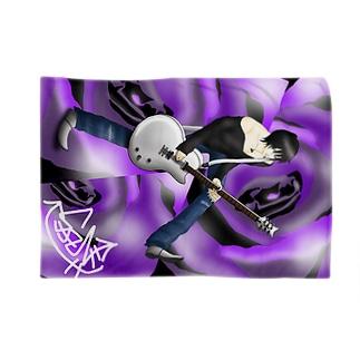 紫色 Blankets