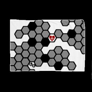 ESCHATOLOGYの兎蜂の巣。 ブランケット