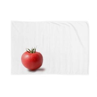 ネギより高いトマト Blankets