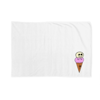 👻 Ghost ice🍦 Blankets