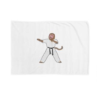 武闘家猿 Blankets