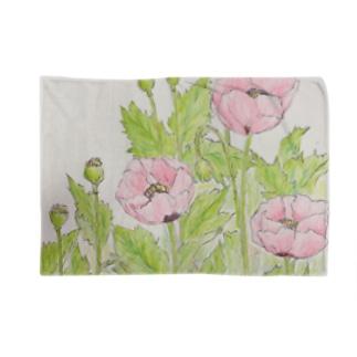 アツミゲシ Blankets