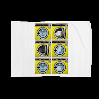 TOMOKUNIのコインランドリー Coin laundry【2×3】 Blankets