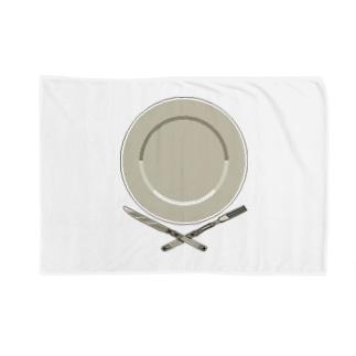皿のドット絵 Blankets