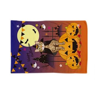猫たまきのハロウィン2017 Blankets