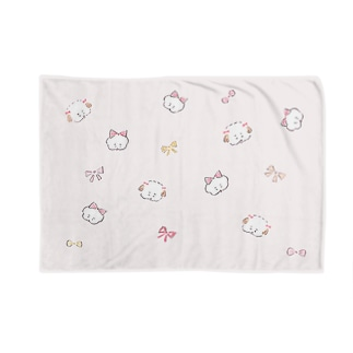 ワヌ美ちゃん&シズヨちゃん Blankets