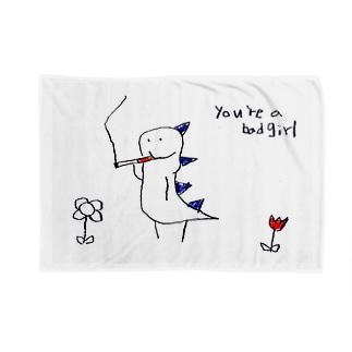 喫煙怪獣 Blankets
