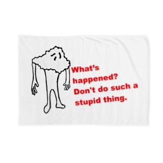 でろでろ Blankets