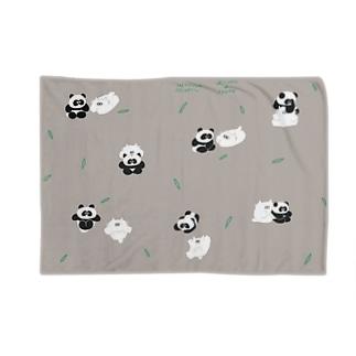 ミちゃんとパンダ Blankets