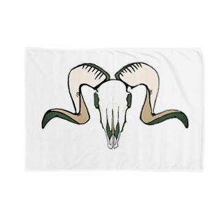 甘辛羊 Blankets