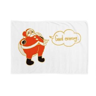 サンタ丸 Blankets
