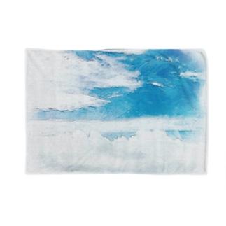 yokota rikuのもくもく Blankets