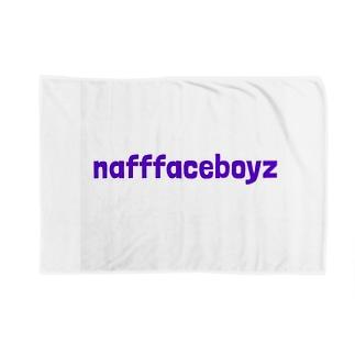 nafffaceboyzのノリで作ったアイテム Blankets