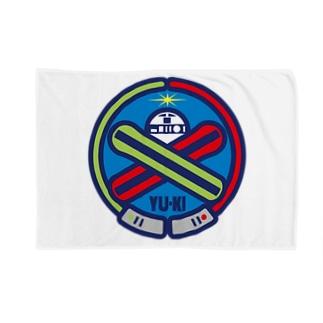 パ紋No.3136 YU-KI Blankets