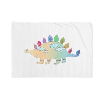 イロサウルス Blankets