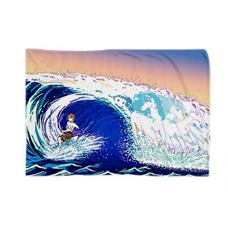 海を駆ける者たち Blankets
