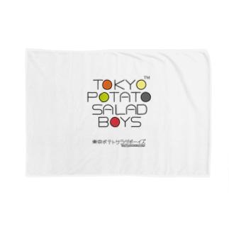 東京ポテトサラダボーイズ・マルチカラー公式 Blankets