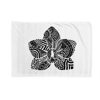 胡蝶蘭 Blankets