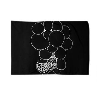 G.N.GのGrape 葡萄 Blankets
