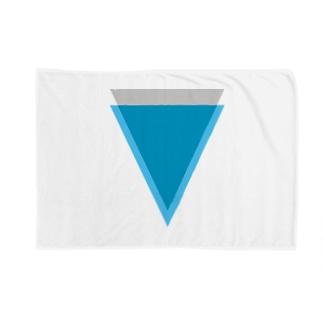 Verge(バージ)ロゴ ブランケット