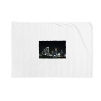 Miracke Happy Bareの名古屋の夜景 Blankets