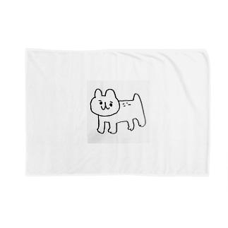 ネコが見てる Blankets