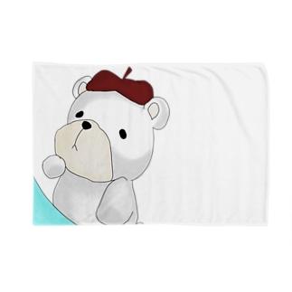 みずるんグッズ Blankets