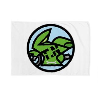 パ紋No.3140 T.N Blankets