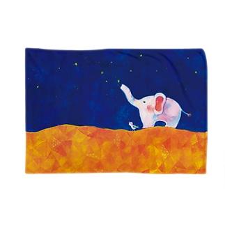 ほしにうまれて、ほしをえがく Blankets
