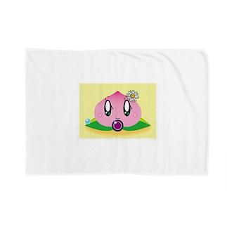 桃ちゃん Blankets