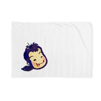 かしゅっち Blankets