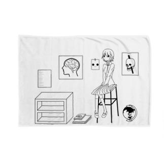 ブランケット Blankets